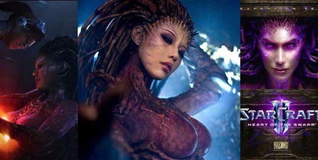 Queen of Blades Cosplay