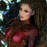 Queen of Blades StarCraft 2 Cosplay