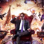 Saints Row 4 White House Wallpaper