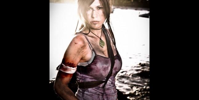 Tomb Raider 2013 Cosplay