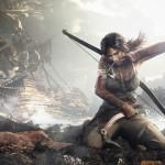 Tomb Raider 2013 Lara Croft Artwork