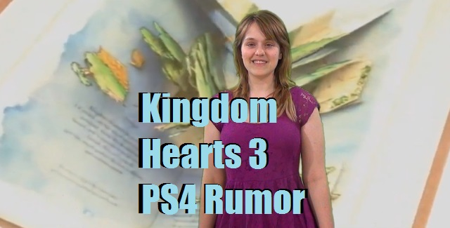 Kingdom Hearts 3 PS4 Rumor