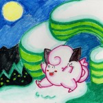 Pokemon 035 Clefairy Artwork
