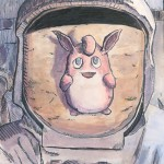 Pokemon 040 Wigglytuff Artwork