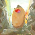 Pokemon 050 Diglett Artwork
