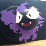 Pokemon 092 Gastly Artwork