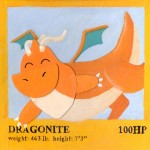 Pokemon 149 Dragonite Artwork