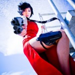 Resident Evil Ada Wong Cosplay