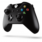 Xbox One Controller Side Picture