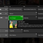 Xbox One TV Menu Picture