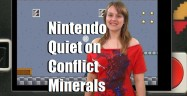 Nintendo Quiet on Conflict Minerals