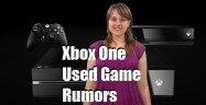 Xbox One Used Game Rumors