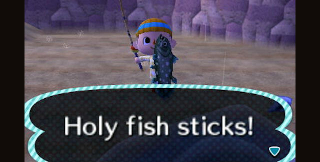 Animal Crossing New Leaf Fish List