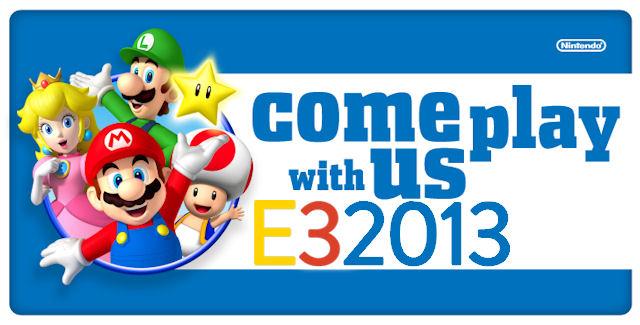 E3 2013 Nintendo Press Conference Roundup