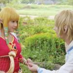 Skyward Sword Cosplay Zelda and Link