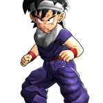 Dragon Ball Z: Battle of Z Kid Gohan Artwork