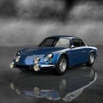 Gran Turismo 6 Alpine A110 1600S '68 Render