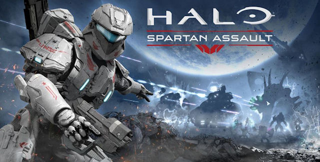 Halo Spartan Assault Walkthrough