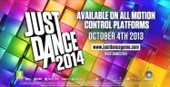 Just Dance 2014 Release Date