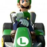 Mario Kart 8 Luigi Artwork
