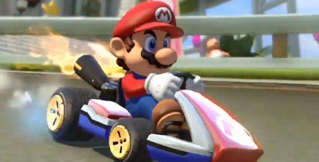 Mario Kart 8 Trailer