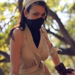 Model Ibuki Cosplay