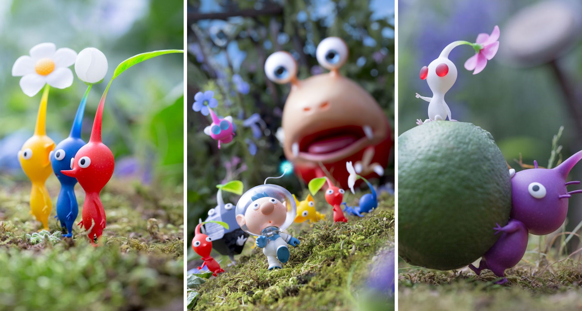 9 Pikmin 3 HD Wallpapers | Backgrounds - Wallpaper Abyss