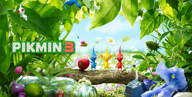 Pikmin 3 Walkthrough