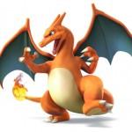 Super Smash Bros Wii U and 3DS Charizard Artwork