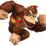 Super Smash Bros Wii U and 3DS Donkey Kong Artwork