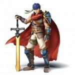 Super Smash Bros Wii U and 3DS Ike Artwork