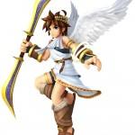 Super Smash Bros Wii U and 3DS Pit Artwork