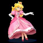 Super Smash Bros Wii U and 3DS Princess Peach Artwork