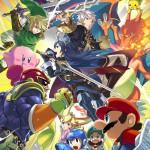 Super Smash Bros Wii U and 3DS Robin Artwork