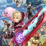 Super Smash Bros Wii U and 3DS Shulk Artwork