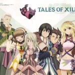 Tales of Xillia Group Wallpaper
