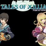 Tales of Xillia Logo Wallpaper