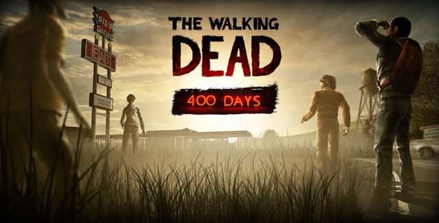 The Walking Dead Game 400 Days Walkthrough