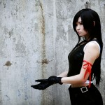 Tifa Lockhart Cosplay Costume