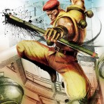 Ultra Street Fighter IV Rolento Artwork