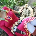 Zelda and Link Cosplay Costume
