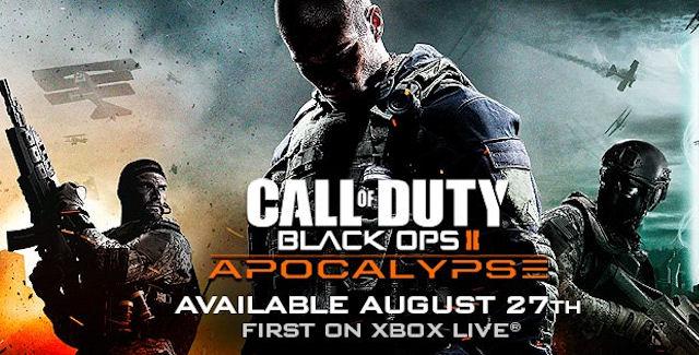 Black Ops 2: Apocalypse DLC Release Date
