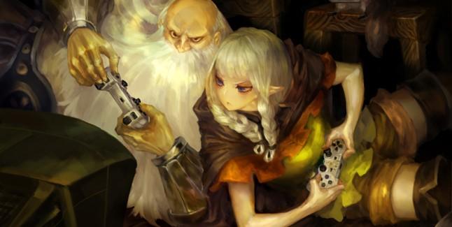 Dragon's Crown Gaming Artwork
