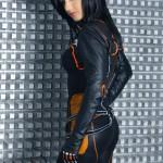 Mass Effect Miranda Cosplay Costume
