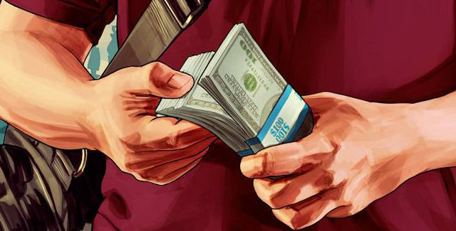 Grand Theft Auto 5 Money Cheats