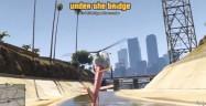 Grand Theft Auto 5 Under the Bridge Locations Guide