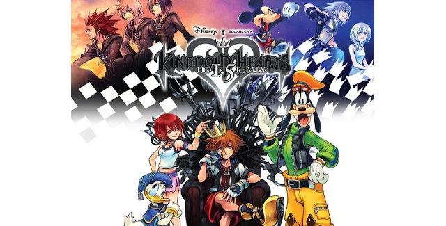 Kingdom Hearts HD 1.5 Remix Walkthrough