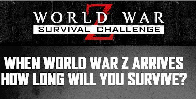 World War Z Challenge