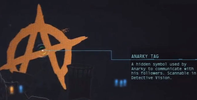 Batman Arkham Origins Anarky Tags Locations Guide