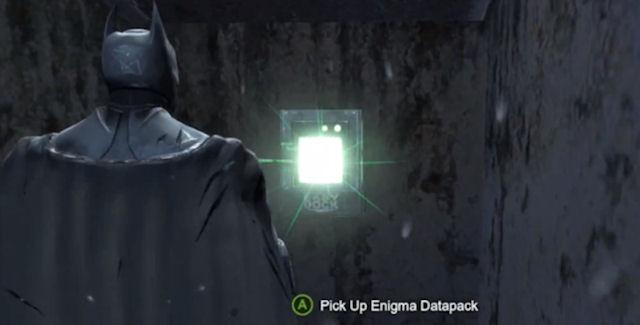 Batman Arkham Origins Enigma Datapacks Locations Guide